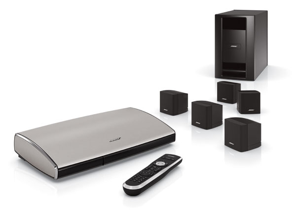 BOSE LIFESTYLE T-CLASS T10 HOME ENTERTAINMENT SYSTEM