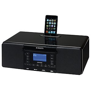 ROBERTS STREAM 63i DAB Internet Radio/CD and iPod Dock