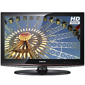 "SAMSUNG 19"" LE19C450 HD READY LCD TV WITH FREEVIEW"