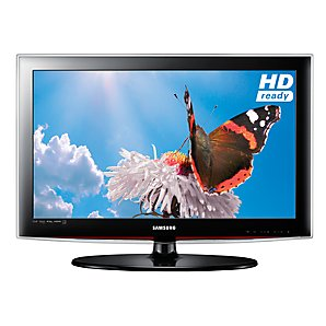 "SAMSUNG 19"" LE19D450 LCD HD READY TV FREEVIEW USB ALLSHARE"