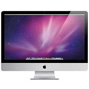 APPLE IMAC MC814B/A INTEL CORE I5, 3.1GHZ, 4GB RAM, 1TB WITH 27