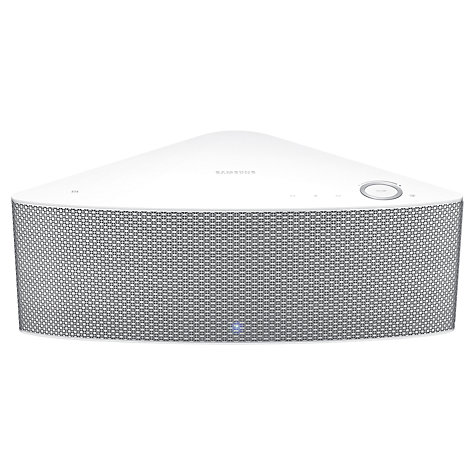 Samsung M7 Bluetooth, Wi-Fi, NFC Wireless Multiroom Speaker, Whi
