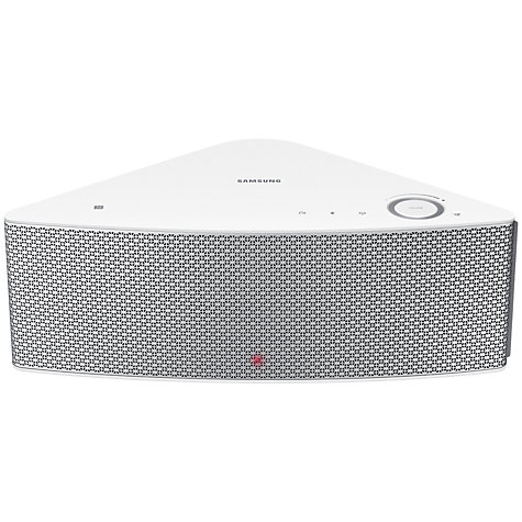 Samsung M5 Medium Wireless Audio Multiroom Speaker, White with W