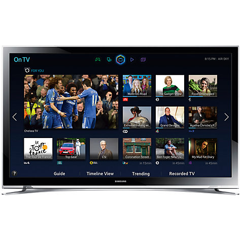 "Samsung UE22H5600 LED HD 1080p Smart TV, 22"" with Freeview HD, B"