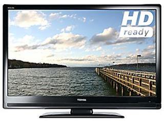 "TOSHIBA 32CV505DB 32"" HD READY LCD TELEVISION WITH 3 HDMI"