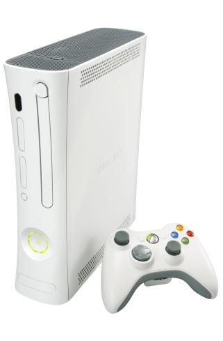 MICROSOFT  XBOX 360 PREMIUM CONSOLE WITH 60GB HDD