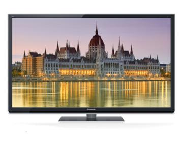 "PANASONIC 50"" TX-P50ST50B 3D READY PLASMA TV WITH FREEVIEW HD"