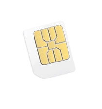 3G Three MICRO USIM ROLLING MONTHLY 1GB SIM PACK Call to Connect