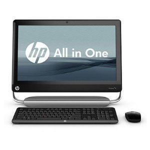 HP LH182EA#ABU TouchSmart Elite 7320 21.5 inch All-in-One PC Cor