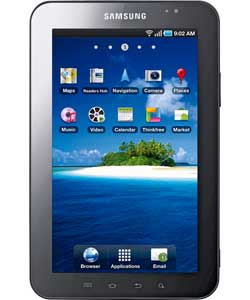 SAMSUNG P1000 GALAXY TAB MEDIA TABLET PC
