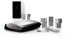 BOSE® LIFESTYLE® 48 - DVD Home Entertainment System in Silver