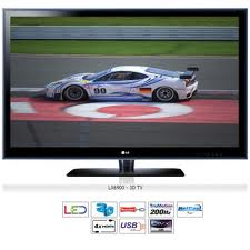 "LG 47LX6900 47"" FREEVIEW HD FULL HD 1080P  LED 3D TV"