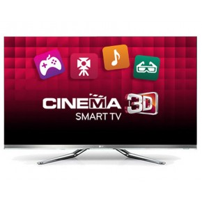 "LG 55LM960V 55"" LED Cinema 3D Smart TV"