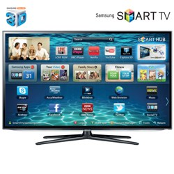 "SAMSUNG 32"" UE32ES6300 SMART 3D LED TV 1080P TV FREEVIEW HD"