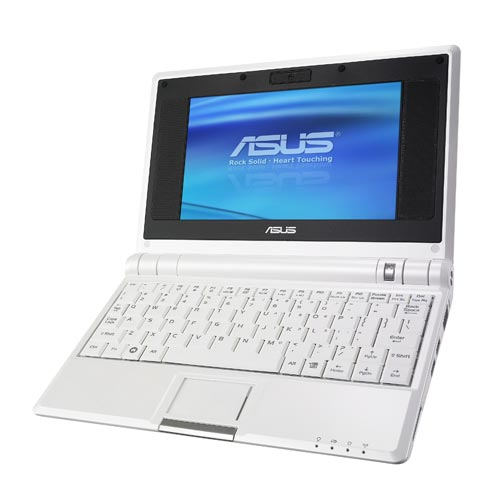 ASUS EEE PC 4G  MINI NOTE 7""