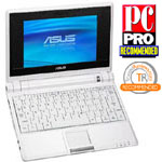"ASUS EEE PC 1000 WINDOWS XP WHITE MINI NOTE 10"" TFT"