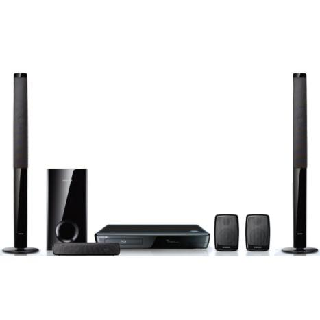 SAMSUNG HT-BD1252 BLU-RAY HOME THEATRE SYSTEM