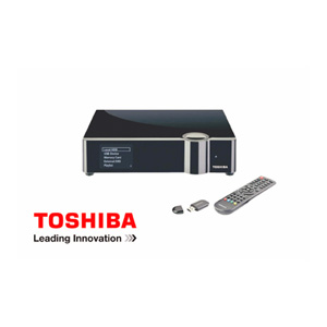 Toshiba Media Player 2TB StorE TV+ 3.5 inch with WiFi
