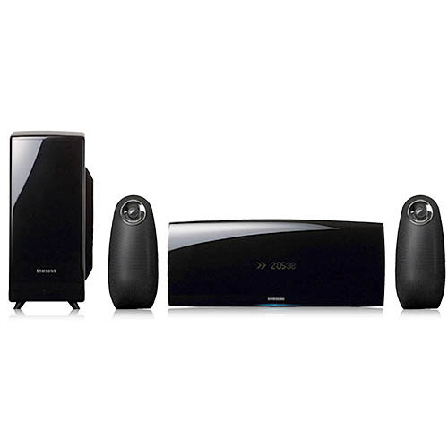 SAMSUNG HT-A100T 2.1CH DVD 1080P UPSCALING HOME CINEMA SYSTEM