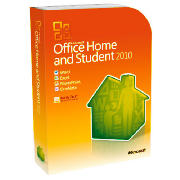 Microsoft Office 2010 Home and Student 3 User