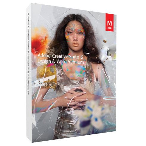 CS6 Adobe Design and Web Prem Win