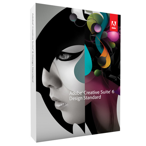 CS6 Adobe Design Std Win