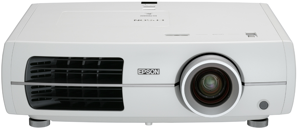 EPSON EHTW4400 HOME CINEMA PROJECTOR