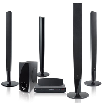 LG HT 503PH Home Cinema System