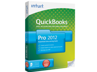 QUICKBOOKS PRO 2012 - COMPLETE PACKAGE