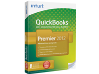QUICKBOOKS PREMIER 2012 - COMPLETE PACKAGE