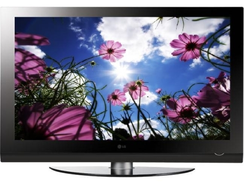 "LG 32PG6000 32"" HD READY TELEVISION WITH A FRAME-LESS DESIGN."