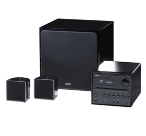 Jamo S260 Compact 2.1 DVD Home Cinema System