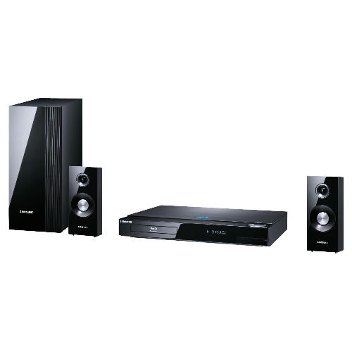 Samsung HT-C5800 3D Ready Blu-ray 2.1 Home Cinema System