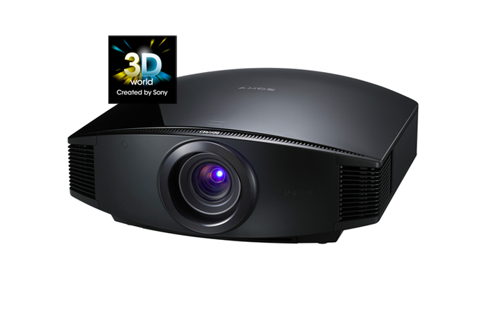SONY VPL-VW90ES (VPLVW90ES) FULL HD 1080P 3D HOME CINEMA PROJECT