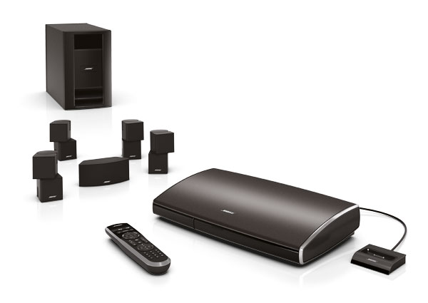 BOSE LIFESTYLE V-CLASS V35 HOME ENTERTAINMENT SYSTEM