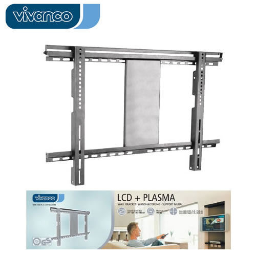 "Vivanco WMS 1000 PLS Universal Plasma Bracket 30 "" To 63 "" Scree"