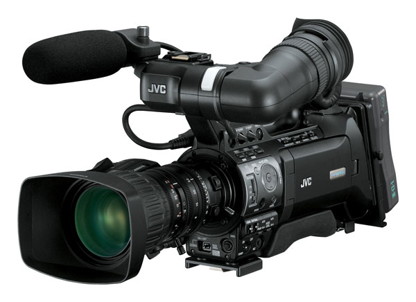 JVC GY-HM700 PRO CAMCORDER