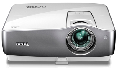 BenQ W1200 DLP Projector White DLP Projector 1080p HD Ready