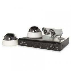 Options CCTV 1TB DVR 2indoor +2outdoor Cams