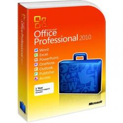 MICROSOFT Office 2010 Professional