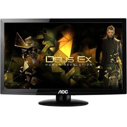 "27"" AOC E2795VH Widescreen LED Monitor"