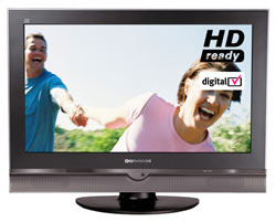 "DAEWOO DLT32C3 32"" HD READY LCD TV FREEVIEW"