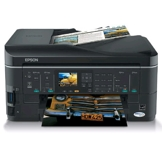 EPSON Stylus SX620 Wireless All-in-One Inkjet Printer
