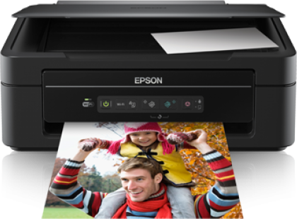 Epson Expression Home XP- 202 Wireless Small- in- One