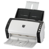FUJITSU FI-6130 DOCUMENT SCANNER WITH KOFAX VRS PRO
