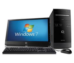 COMPAQ PRESARIO CQ5231UK-M DESKTOP PC BUNDLE