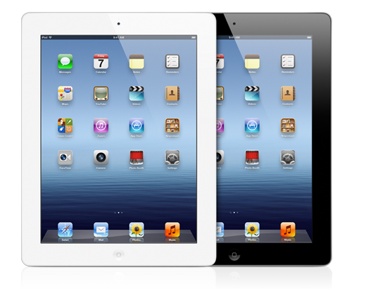 APPLE IPAD 3 64GB WITH WI-FI
