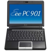 "ASUS EEE PC 901 WINDOWS XP - BLACK  MINI NOTE 8.9"" TFT"