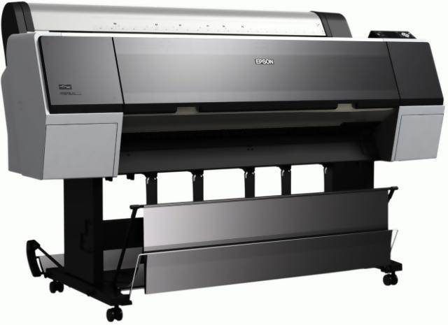 "EPSON Stylus Pro 9900 - 44"" (B0+) High Speed 11 colour UltraChro"