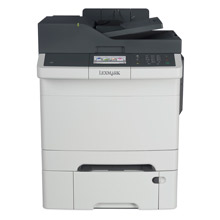 Lexmark CX410dte A4 Colour Multifunction Laser Printer